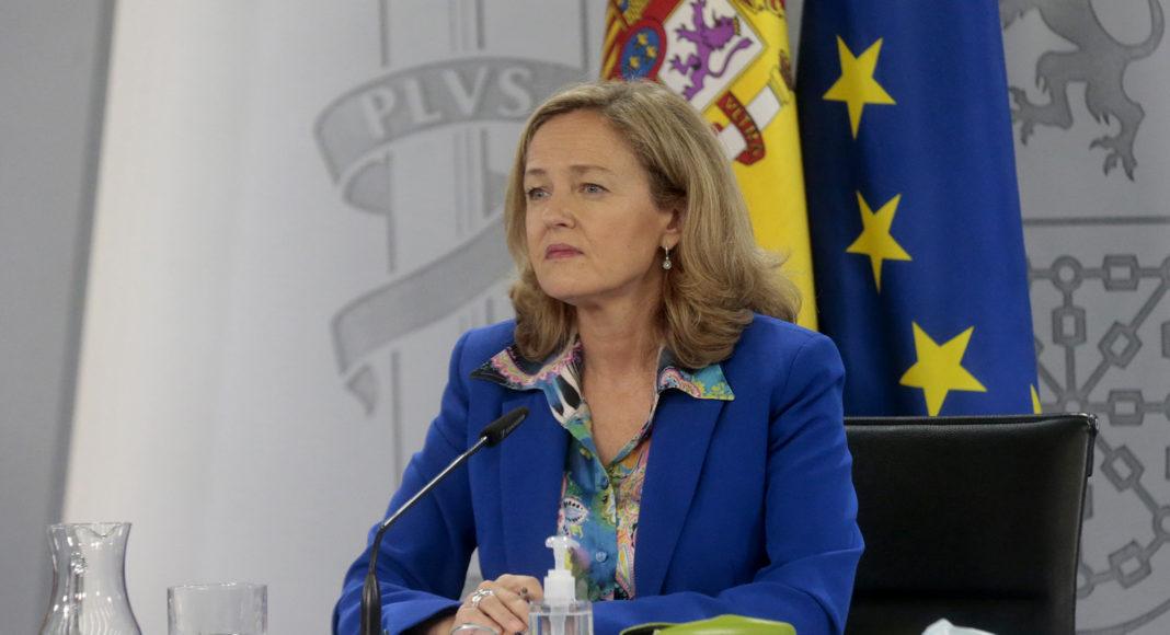 Nadia Calviño, vicepresidenta económica del Gobierno Sánchez