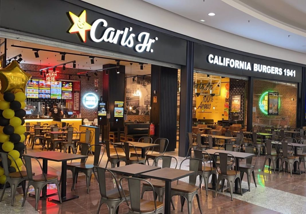 Car's Jr restaurante