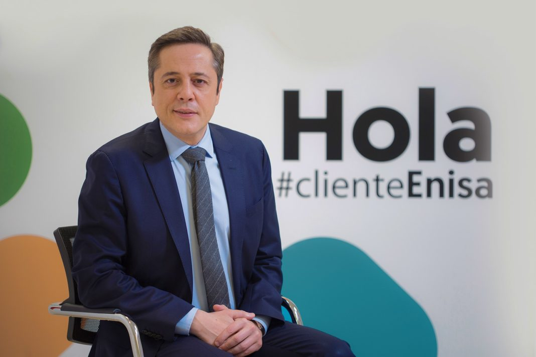 José Bayón, CEO de Enisa
