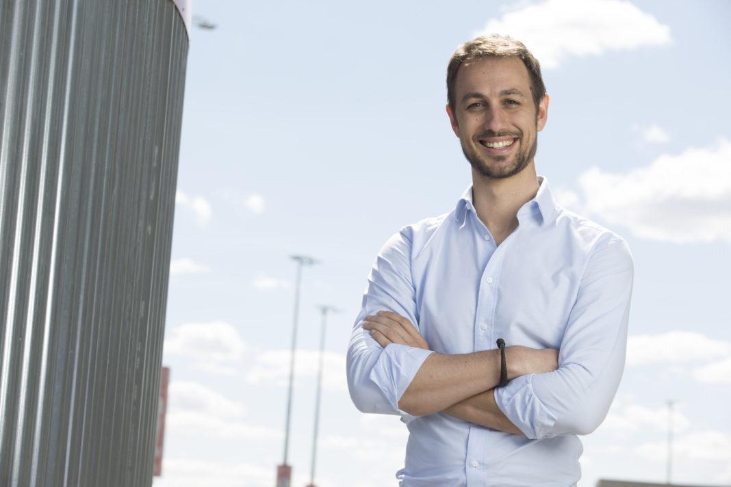 Jaime Rodríguez, director Free Now.