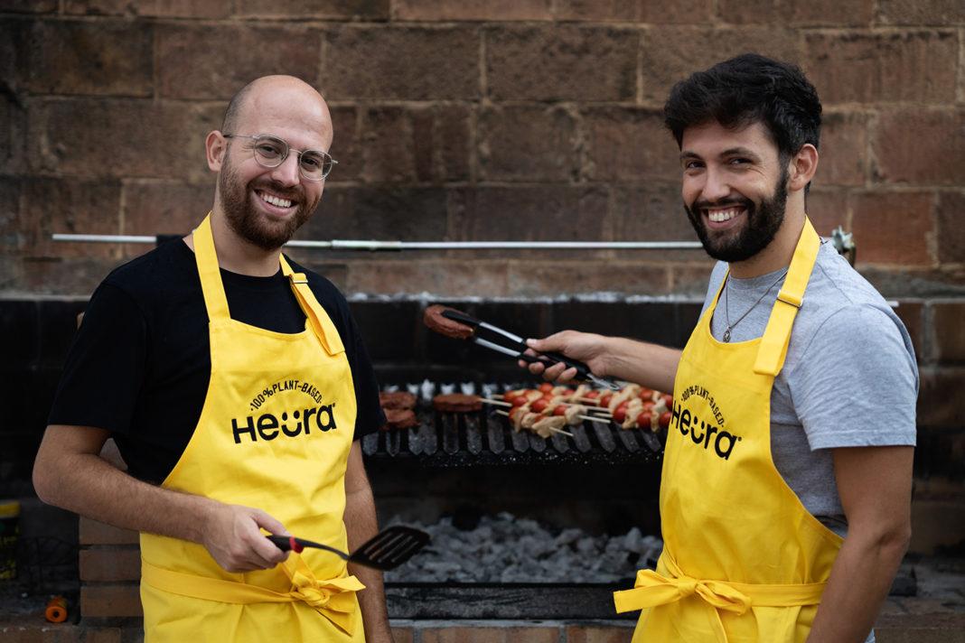 Marc Coloma y Bernat Añaños, cofundadores de Heura