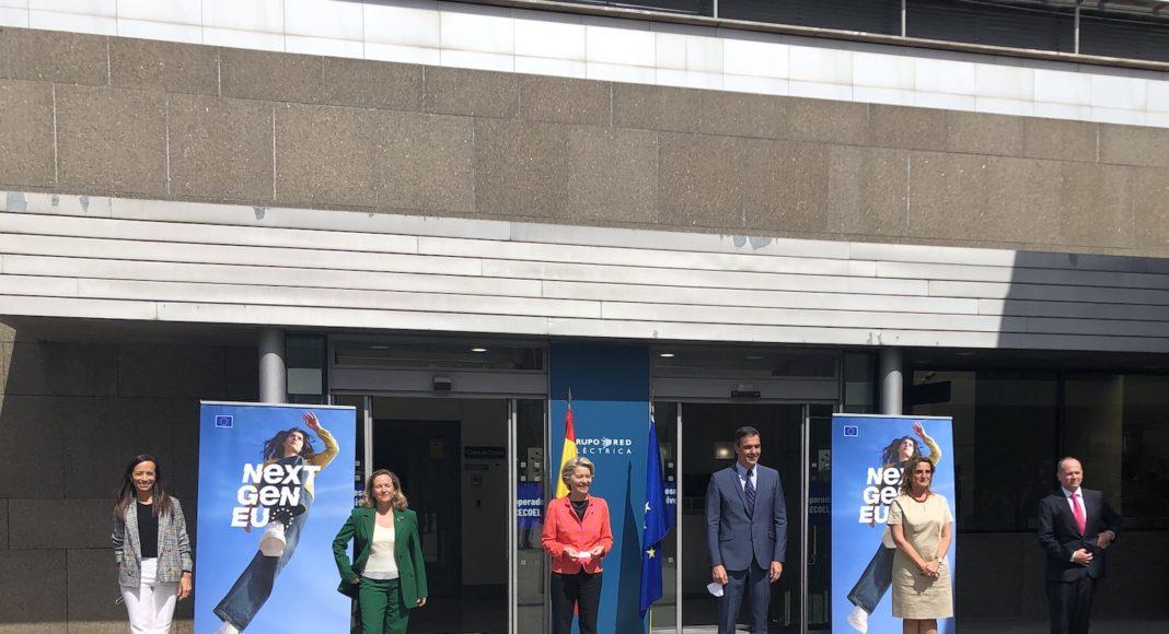 El Gobierno de España con la Comisión Europea