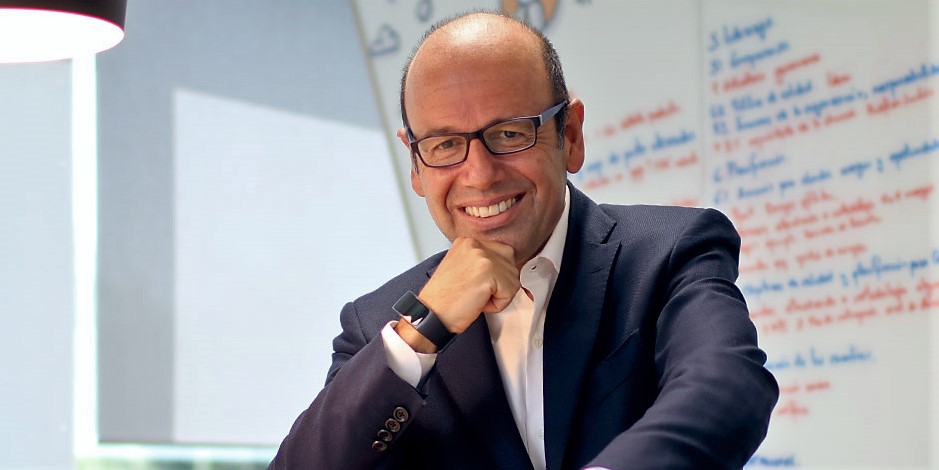 Luis Pardo - Presidente de la Cámara de Comercio Británica en España