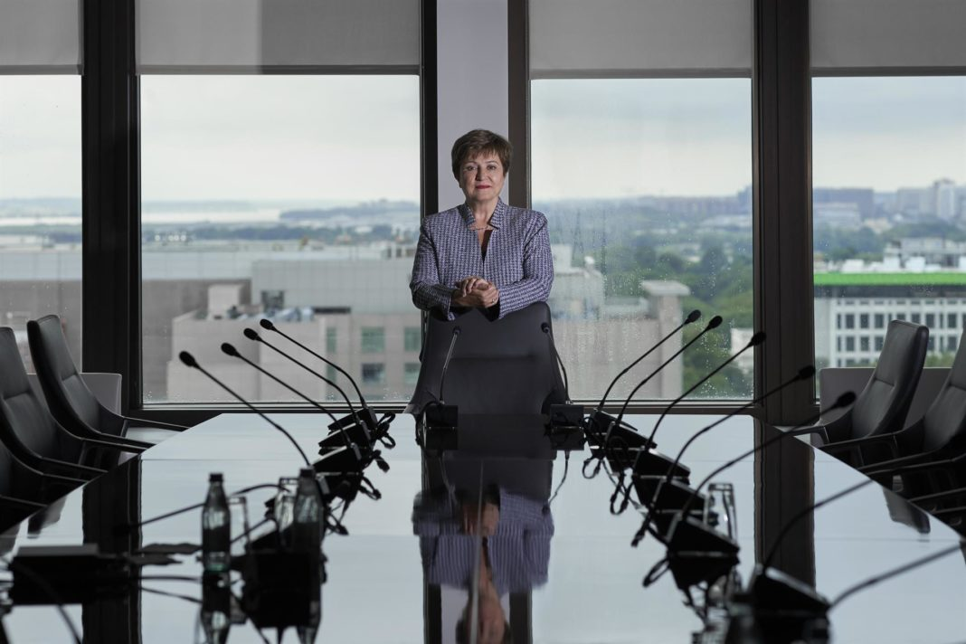 Kristalina Georgieva - Directora FMI